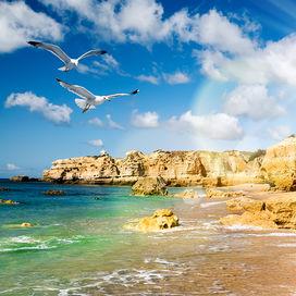 Vliegvakantie Portugal