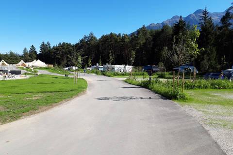 Last minute camping Tirol 🏕️Sonnenplateau Camping Gerhardhof