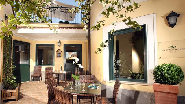 Terras Hotel Alessandrino