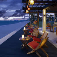 Luna Lanai Beach Bar