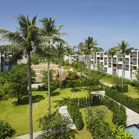 Holiday Inn Resort Mai Khao Beach tuin