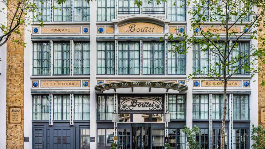 Exterieur Hotel Paris Bastille Boutet