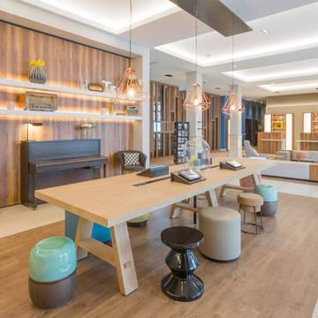 Lounge Hotel L'Elysee Val d'Europe