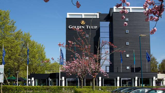Buitenkant 3-daagse Minivakantie - Golden Tulip Zoetermeer - Den Haag
