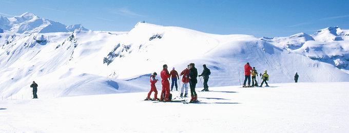 Wintersport Flaine