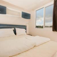 3-kamer stacaravan Excellent - slaapkamer