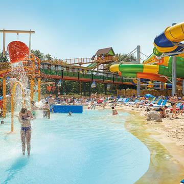 Aqua Mexicana - Outdoor playground Attractie- & Vakantiepark Slagharen