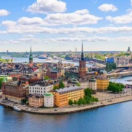 Stedentrip Zweden