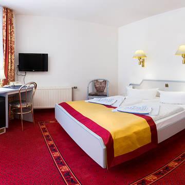 Kamer voorbeeld Hotel Alter Speicher