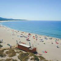 Strand en Beachbar