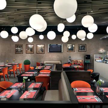 Restaurant Hotel Metropol