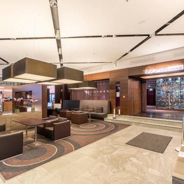 Lobby Hotel Park Inn by Radisson Berlin Alexanderplatz