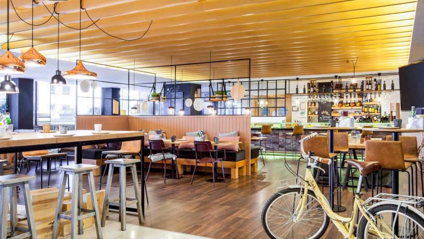 Bar Novotel Lisboa