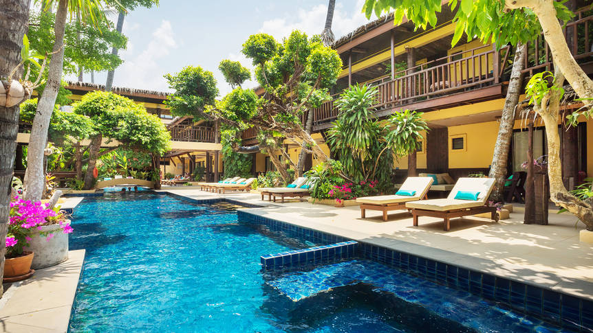 Thailand - Krabi - Phra Nang Inn Phra Nang Inn