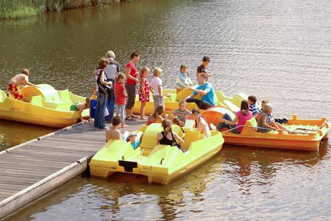Last minute camping vakantie Noord-Brabant 🏕️Camping Bospark 't Wolfsven