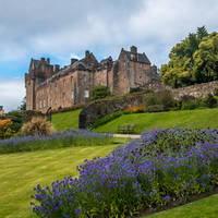 Isle of Arran, Firth of Clyde - Brodick Castle