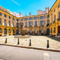 Aix-en-Provence architectuur