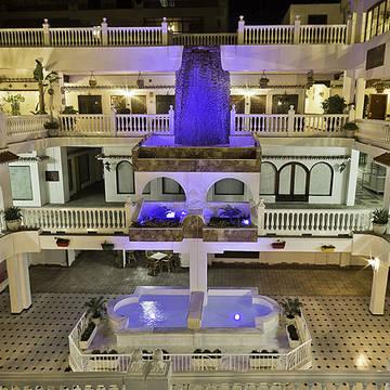 Fontein Hotel Las Rampas