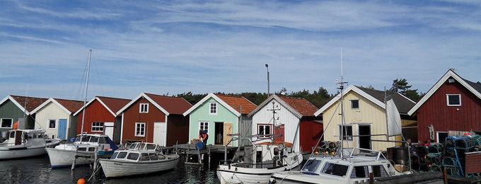 Vliegvakanties Zweden
