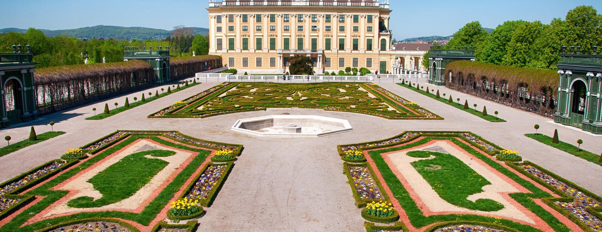 Wenen - Schloss Schönbrunn