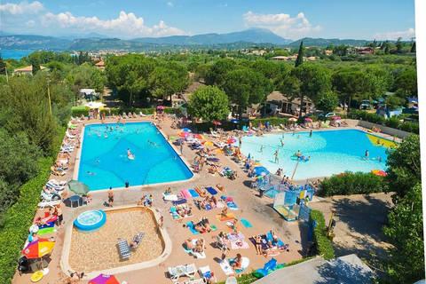 Last minute camping vakantie Gardameer 🏕️Camping San Vito & Cisano