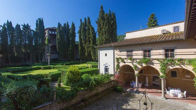 Restaurant Hotel Villa Casagrande