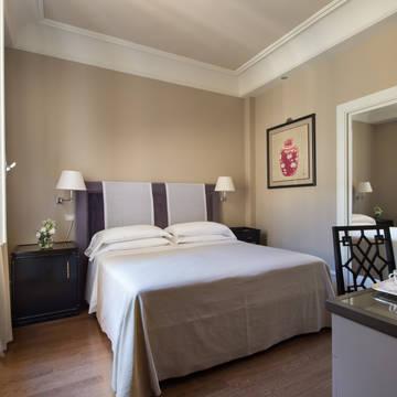 Classic kamer Grand Hotel Francia & Quirinale