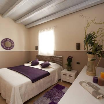 Voorbeeld kamer Superior Charme Hotel Villa Fitalia