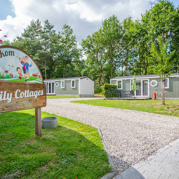 Plein Family Cottage Vakantiepark De Thijmse Berg