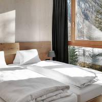 Appartement - slaapkamer voorbeeld