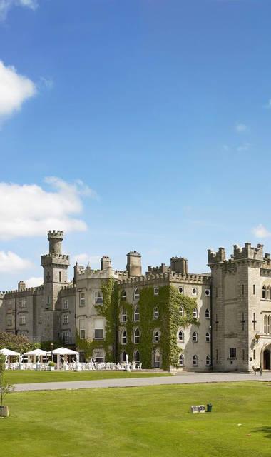 8-daagse fly-drive met verblijf in kasteelhotels Luxury of the Irish