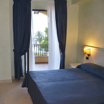 Voorbeeldkamer Hotel Kalos