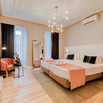Kamer Hotel Borges Chiado