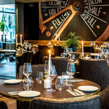 Restaurant Hotel Scandic Sjöfartshotellet