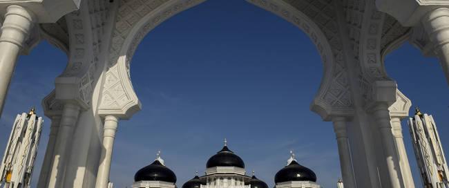 Baiturrahman Moskee