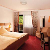 Hotel Traube Löf - kamer