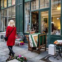 Bordeaux - Antiekwinkeltje