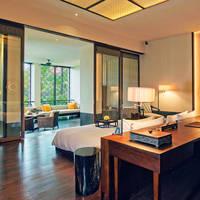 Voorbeeld Fairmont Garden View Suite