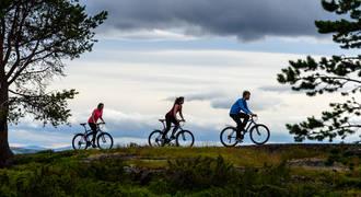 Fietsen omgeving Lillehammer - Foto: Ian Brodie