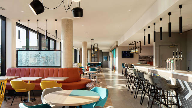 Lobby Hotel Hampton by Hilton Belfast City Centre