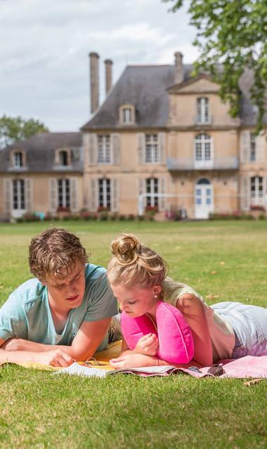 Camping Chateau de Martragny