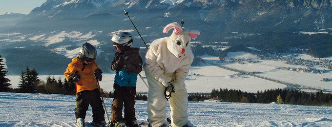 Wintersport Fieberbrunn