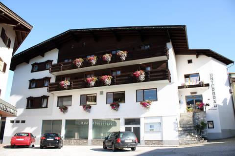Fantastische autovakantie Tirol 🚗️Hotel-Pension Unterbräu
