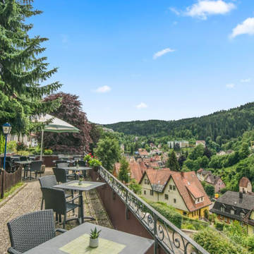 Terras, Best Western Schwarzwald Residenz Best Western Plus Schwarzwald Residenz