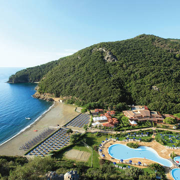 Exterieur Hotel Ortano Mare Village & Residence