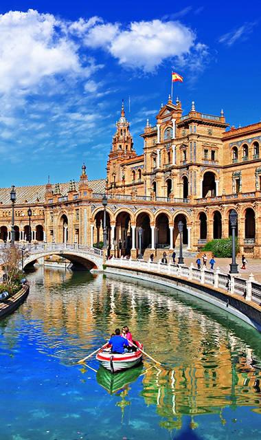12-daagse autorondreis Andalusië, Toledo en de Zilverroute incl. Madrid