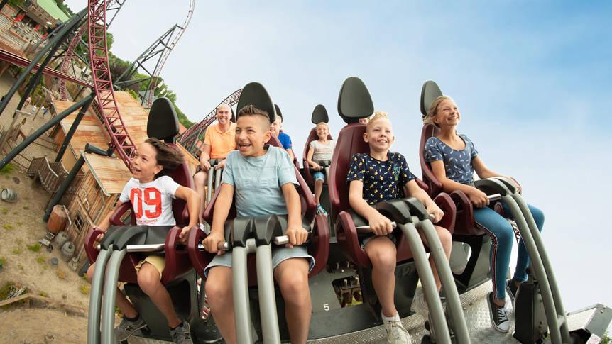 Attractiepark Slagharen - Gold Rush Attractie- & Vakantiepark Slagharen