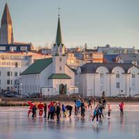 7 daagse fly drive IJsland op uw gemak