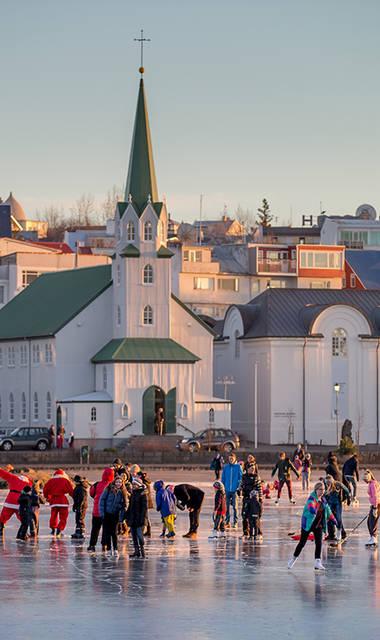 7-daagse fly-drive IJsland op uw gemak