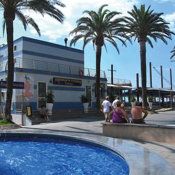 Omgeving Ai Pozzi Village Spa Resort Hotel